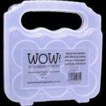 ZAC6 Storage Case - Holds 6 x 15ml Jars