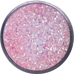 WS149 Tafetta Pink Embossing Glitter R - T
